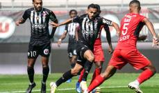 الدوري الفرنسي: انجيه يعود الى سكة الانتصارات وستراسبورغ يحقق فوزه الاول