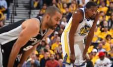 NBA PLAYOFFS: غولدن ستايت يحسم تأهله الى نصف النهائي الغربي