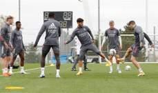واقعة فينيسيوس وبنزيما تنتقل لتدريبات ريال مدريد