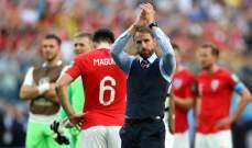 إنكلترا تحقق ثالث أفضل نتيجة لها في كأس العالم