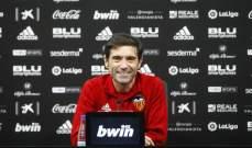 مدرب فالنسيا : ريال مدريد سيقاتل للفوز في كل مباراة