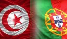 البرتغال اول اختبار لتونس قبل المشاركة في المونديال