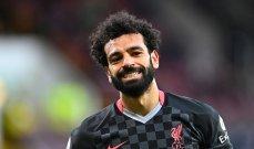 ليفربول لا يفكر في التخلي عن صلاح لريال مدريد