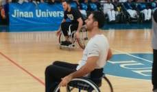 خاص : نديم سعيد يطالب الدولة  الاهتمام اكثر في بطولات ذوي الاحتياجات الخاصة