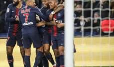 الدوري الفرنسي: باريس سان جيرمان يكتسح مونبيلييه بخماسية