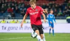 كورونا تصيب لاعب كرة قدم في المانيا