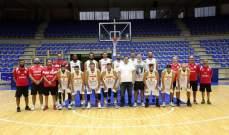 تصفيات كأس العالم في كرة السلة : لبنان لتجديد الفوز على سوريا