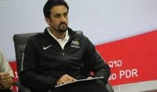 مدرب لبنان: علينا معالجة الأخطاء قبل مواجهة تايلاند