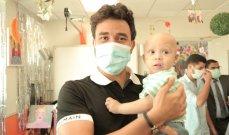 تريزيغيه يتبرع بجائزة فري فاير لمستشفى سرطان الأطفال في القاهرة