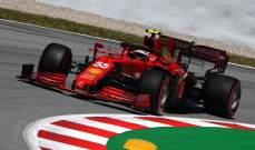 ساينز: تصفيات سباق إسبانيا كانت جيدة
