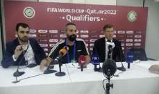 مدرب العراق: كنا الفريق الأفضل والإنتصار مستحق