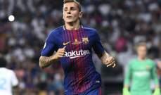 برشلونة قد يدخل نجمه الفرنسي ضمن صفقة بيانيتش