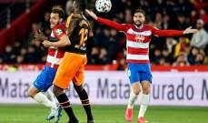 كأس ملك اسبانيا: غرناطة يطيح بحامل اللقب فالنسيا ويحسم تأهله للدور نصف النهائي