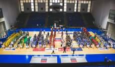 افتتاح بطولة شارتييه الاولى لسلة الفئات العمرية :800 لاعب من 20 ناديا يتنافسون لاحراز اللقب