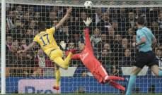 ريال مدريد يتلقى أسرع هدف في تاريخه بدوري ابطال اوروبا