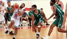 بيروت يواجه سلا المغربي في نصف نهائي البطولة العربية