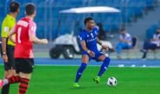 دوري أبطال آسيا: استقلال دوشنبه يدك شباك الهلال برباعية وفوز شباب الأهلي دبي
