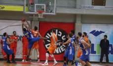 خاص: الهومنتمن الأكثر تسجيلا في المرحلة الثانية من الدوري اللبناني لكرة السلة