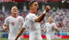 صاحب هدف فوز بولندا على اليابان: نشعر بخيبة أمل