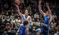 تصفيات كاس العالم لكرة السلة: المعركة تشتعل بين روسيا وفنلندا في المجموعة الثالثة
