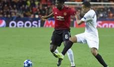 تقييم اداء لاعبي مباراة مانشستر يونايتد - فالنسيا