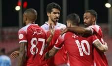 كأس الامير محمد بن سلمان: الوحدة يتخطى الباطن بثلاثية