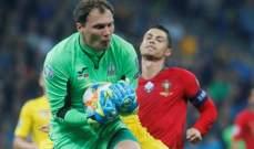 كورونا يدخل المنتخب الاوكراني قبل مواجهة اسبانيا