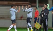 الهلال السعودي يهزم مواطنه الشباب في مباراة ودية