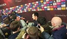 حميديتش : واثق من تخطي عقبة ريال مدريد