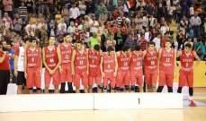 مصر تحرز لقب البطولة العربية لكرة السلة للشباب