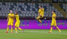 فيغريدو يقود الوصل لفوز مهم على الوحدة في كأس الخليج العربي