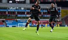 البوندسليغا: ليفركوزن يحسم قمته امام دورتموند وفوز فولفسبورغ وهوفنهايم