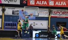 من هو الفريق الاكثر تسجيلا بعد المرحلة السابعة عشر من بطولة لبنان لكرة السلة؟
