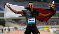 العداء القطري صامبا يتأهل إلى أولمبياد طوكيو 2020