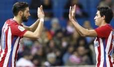 رسمياً- اتلتيكو مدريد يوافق على رحيل لاعبيّه الى الصين