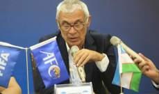 مدرب اوزبكستان : علينا التعلم من الخسارة امام فلسطين