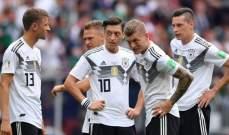 المانيا في ضيافة سويسرا نهاية أيار