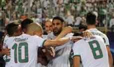 كأس امم افريقيا: الجزائر الى ربع النهائي بعد اكتساح غينيا