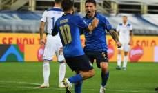 موجز الصباح: تعادل ايطاليا وفوز هولندا، بارتوميو لن يرد على ميسي وتشيلسي يتعاقد مع هافيرتز