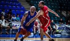 سبورتس مانيا تنظم دورة لقدامى كرة السلة