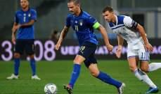ردود افعال ايطالية بعد التعادل مع البوسنة والهرسك