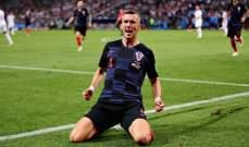 رقم تاريخي لـ بيريسيتش مع منتخب كرواتيا