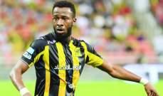 فهد المولد خارج حسابات مدرب الاتحاد في البطولة العربية