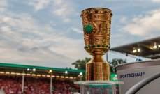 كأس المانيا: فولفسبورغ المنقوص يمر بصعوبة وتاهل شتوتغارت