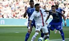 الاتحاد الفرنسي يحدد موعد مباراة باريس سان جيرمان وستراسبورغ