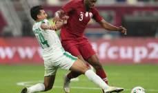 عبد العزيز حاتم: خسارة قطر أمام العراق قاسية
