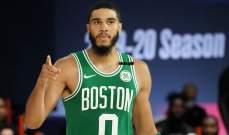 NBA:بوسطن يحسم المباراة الثانية من النهائيات لمصلحته على حساب فيلادلفيا