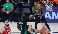 NBA: بوسطن يقترب من النهائي الشرقي والكليبرز يتقدم على دنفر