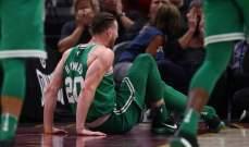 اصابة قاسية لغوردن هايوورد مع افتتاح الموسم الجديد لل NBA