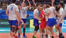 بطولة العالم للكرة الطائرة: البرازيل تحقّق الفوز على روسيا